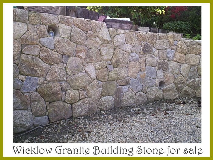 Granite Building Stone for sale
