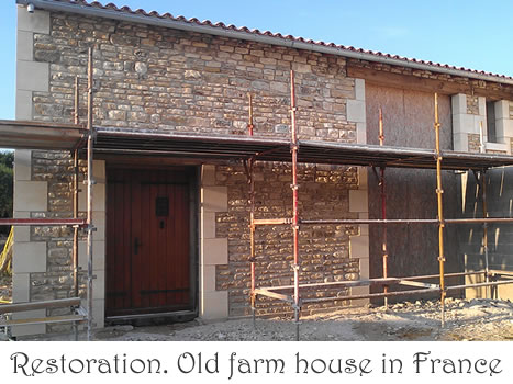 Restoration - Farmhouse