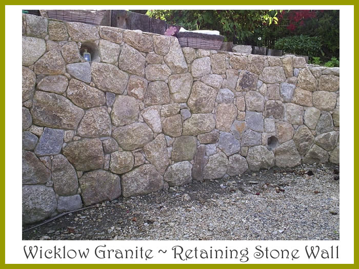 Garden Walls And Features Masonry